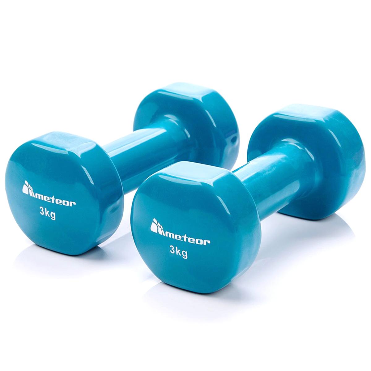 METEOR-0-5-6kg-Anti-Slip-Dumbbell-Pair-Weight-Lifting-Home-Gym-Fitness-Dumbbells thumbnail 74